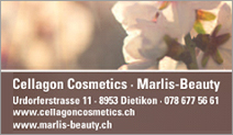 Cellagon Cosmetics Marlis-Beauty