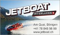 JETBOAT Interlaken AG