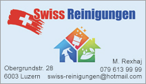 Swiss Reinigungen