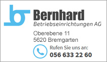 Bernhard Betriebseinrichtungen AG