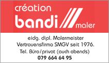 Malergeschäft Bandi Alfred