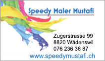 Speedy Maler Mustafi