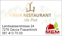 Yama Restaurant Alte Post