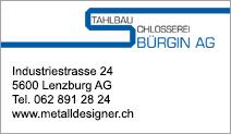 Schlosserei Bürgin AG
