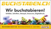 Buchstaben Nacht AG