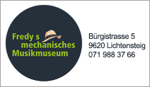 Fredy's mechanisches Musikmuseum