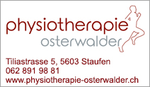 Physiotherapie Osterwalder