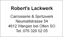 Robert's Lackwerk