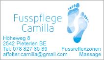 Mobile Fusspflege Camilla Affolter