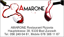 AMARONE Restaurant Pizzeria