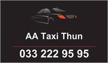 AA Taxi Thun
