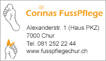 Corinas FussPflege
