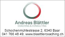 Andreas Blättler ​Coaching & Consulting GmbH