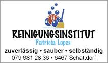 Reinigungsinstitut Patricia Lopes