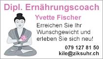 Yvette Fischer Dipl. Ernährungscoach