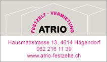 Atrio Festzeltvermietung R. Studer