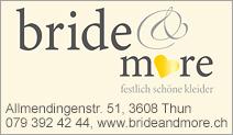 bride & more festlich schöne kleider