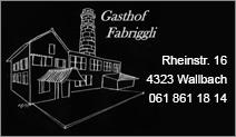 Gasthof Fabriggli