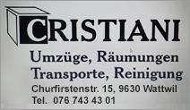 Cristiani Umzüge