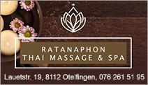Ratanaphon Thai Massage / Sportcenter Otelfit GmbH