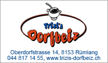 Trizi's Dorfbeiz