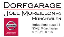 Dorfgarage Joel Moreillon AG