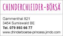 Princess Chinderchleider-Börsä