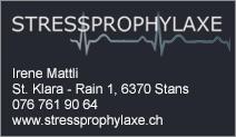 Stressprophylaxe