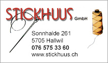 Stickhuus GmbH