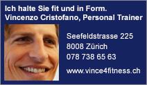 Vincenzo Cristofano Personal Trainer