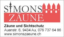 Simons Zäune