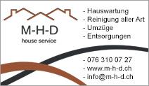 M-H-D Maier's - Haushalts-Dienstleistungen