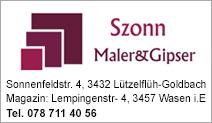 Szonn Maler&Gipser