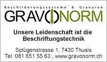 GRAVOnorm