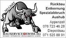 Bauservice Swiss AG