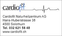 Cardiofit Naturheilzentrum AG