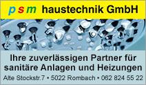 psm haustechnik GmbH
