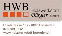 Holzwerkstatt Bürgler GmbH