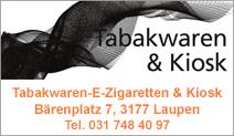 Tabakwaren-E-Zigaretten & Kiosk