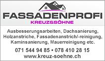 KREUZ & SÖHNE FASSADENPROFIS