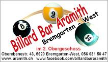 Billard Bar Aramith
