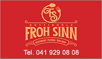 Restaurant Pizzeria Frohsinn