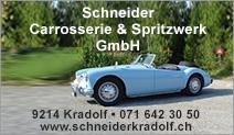 Schneider Carrosserie & Spritzwerk GmbH