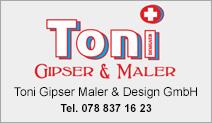Toni Gipser & Maler GmbH