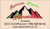 Ristorante - Pizzeria Alpenblick da Habchi