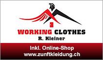 Working Clothes R. Kleiner