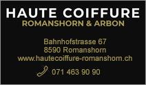 Haute Coiffure Romanshorn GmbH