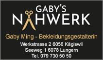 Gaby's Nähwerk