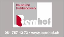 BERNHOF-Vetsch AG