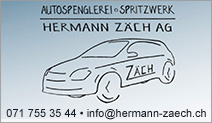 Autospenglerei & Spritzwerk Hermann Zäch AG